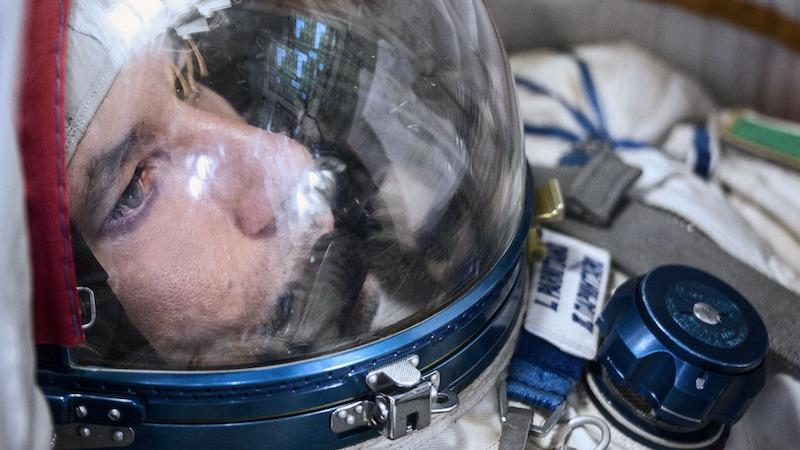 SPACE BEYOND: questa sera in orbita in tv con LUCA PARMITANO