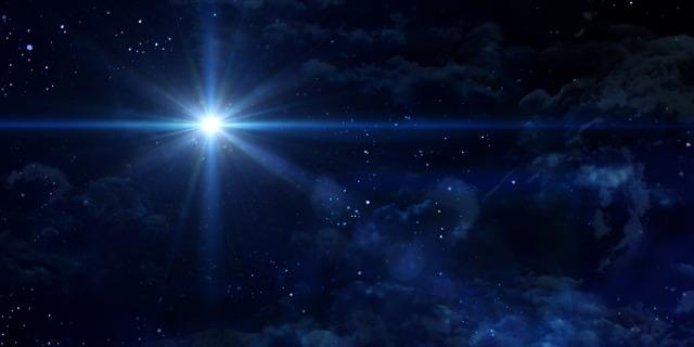 GIOVE e SATURNO: un unico ASTRO nella sera del Solstizio d'Inverno.