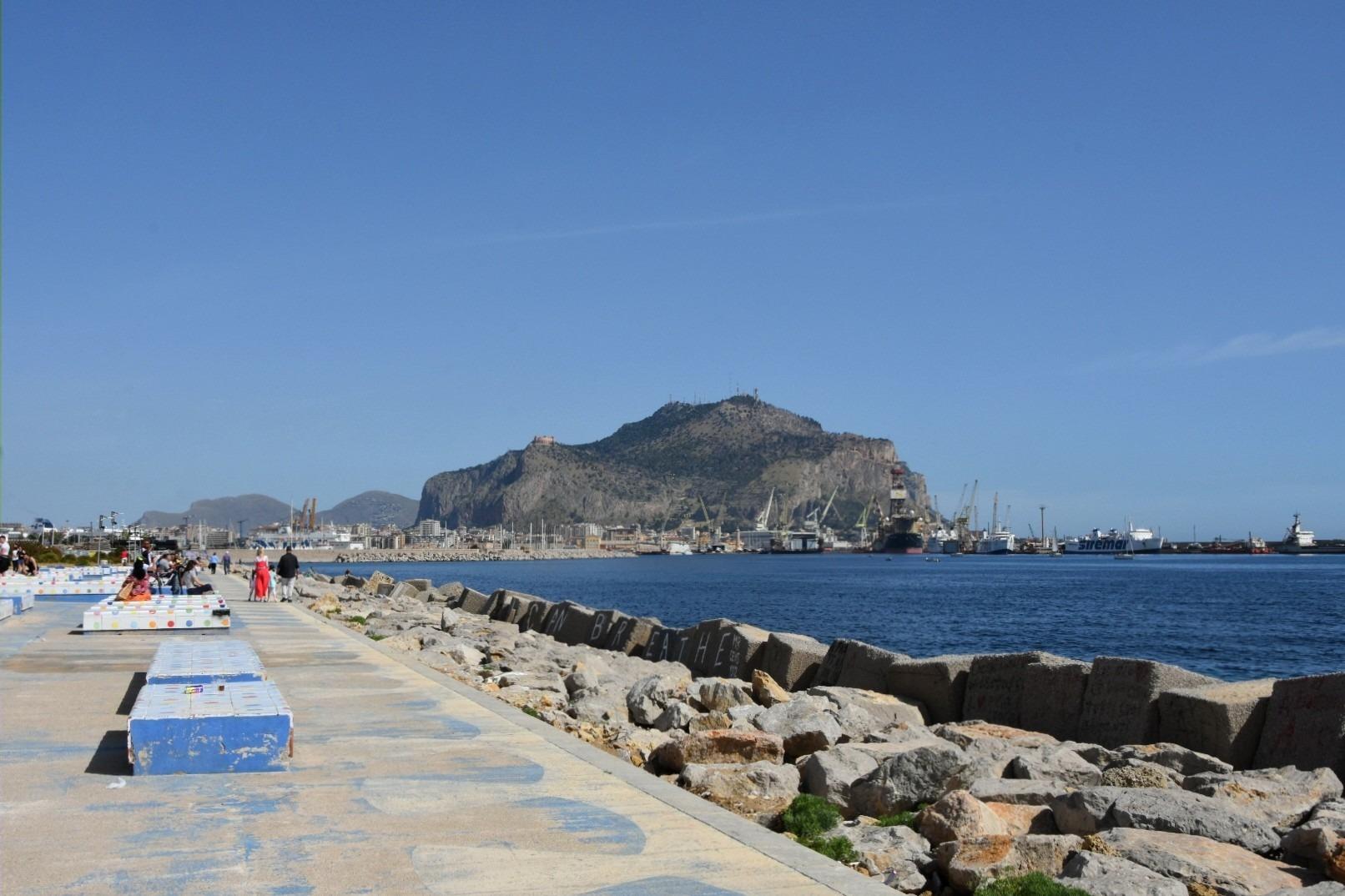 FORO ITALICO di Palermo: il lungomare che non c'era